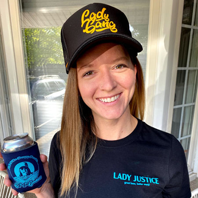 Alison Wisneski, Lady Justice Brewing